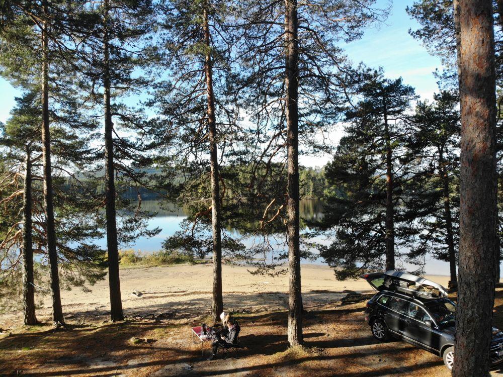 Guten Morgen, Norwegen, Frühstück