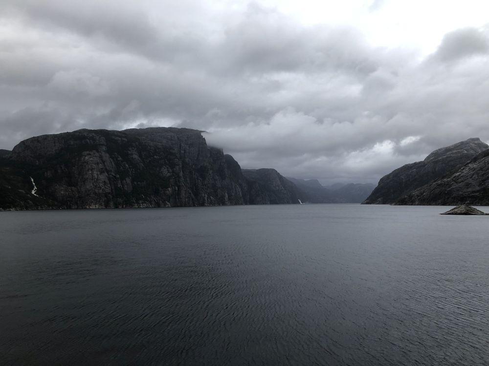 Norwegen, Natur, Fjord