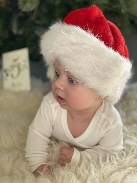 Fünf Monate alt